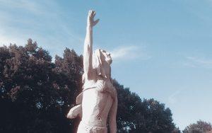 Holz Meerjungfrau von Daniel Tobias