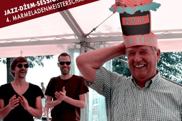 Marmeladen König 2017 gekürt am Berzdorfer See